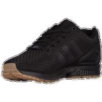 adidas originals zx flux men's black and gold