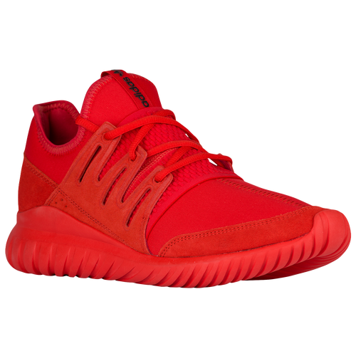 Adidas Tubular Invader Strap in Red Gray Black Green (like Yeezy
