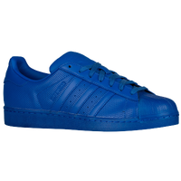mens high top adidas superstar at footlocker