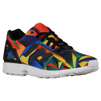 adidas Originals ZX Flux - Men's - Multicolor / Multicolor