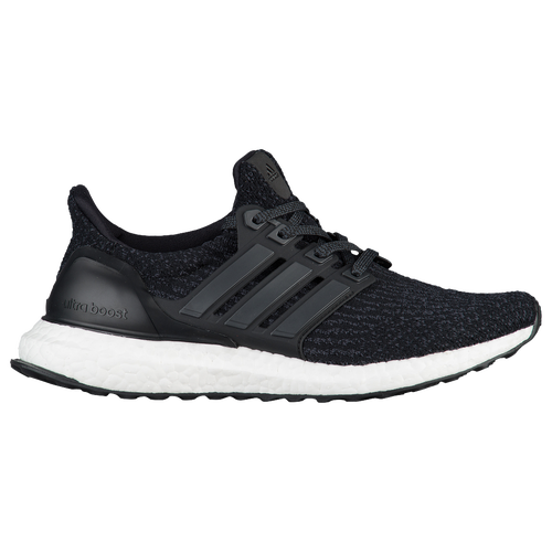 adidas Ultra Boost 3 - Boys' Grade School - Black / White