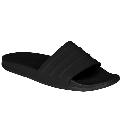 adidas Adilette Cloudfoam Ultra - Men's - All Black / Black