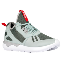 adidas Originals Tubular Runner - Men's - Grey / Red