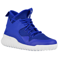 adidas Originals Tubular X - Boys' Grade School - Blue / White