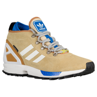 adidas Originals ZX Flux Winter - Men's - Tan / White