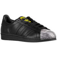 adidas Originals Superstar - Men's - Black / Grey