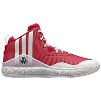 adidas J Wall - Men's - Red / White