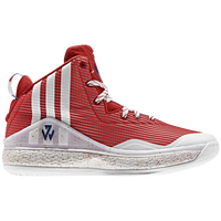 adidas J Wall - Boys' Grade School -  John Wall - Red / White