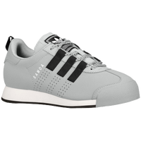 adidas Originals Samoa Loop - Boys' Grade School - Grey / Black