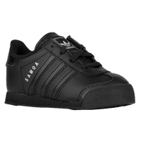 adidas Originals Samoa - Boys' Toddler - All Black / Black