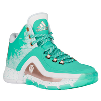 adidas Wall 2 - Men's -  John Wall - Light Green / White