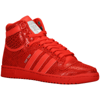 adidas Originals Top Ten Hi - Men's - Red / Red