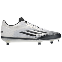 adidas adiZero Afterburner 2.0 - Men's - White / Grey