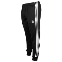 adidas Originals Superstar Cuffed Track Pants - Men's - Black / White