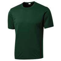 Sanmar Competitor T-Shirt - Men's - Dark Green / Dark Green