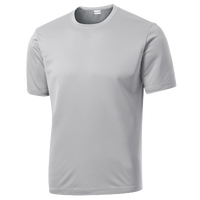 Sanmar Competitor T-Shirt - Men's - Grey / Grey