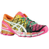 ASICS� Gel - Kinsei 5 - Women's - Pink / White