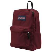 JanSport Superbreak Backpack - Maroon / Navy