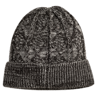 Timberland Marled Cuff Beanie - Men's - Black / Grey