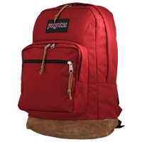 JanSport Right Backpack - Red / Brown