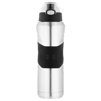 Under Armour Dominate Insulated Water Bottle - Clear / Black