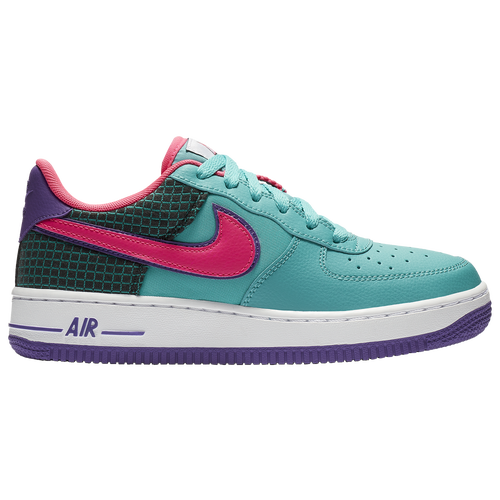 sale retailer 46f64 cc8ae 'Grade Boys Air Low 1 Shoes Nike Casual Pink School Force wXq4wI. '