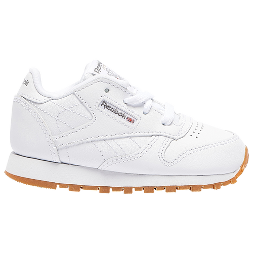 Reebok Classic Leather - Boys' Toddler - Casual - Shoes ...