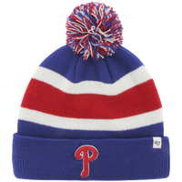 47 Brand MLB Breakaway Cuff Knit - Men's - Philadelphia Phillies - Blue / Red