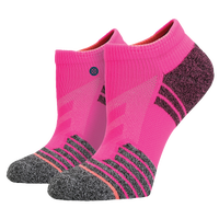Stance Burn Low Socks - Women's - Pink / Grey