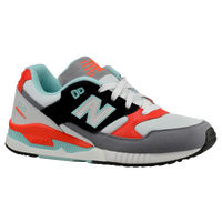 New Balance 530 - Women's - White / Orange