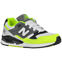 New Balance 530 - Women's - Yellow / Grey