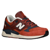 New Balance 530 - Women's - Orange / Grey