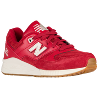 New Balance 530 - Women's - Red / White