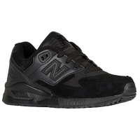 New Balance 530 - Women's - All Black / Black