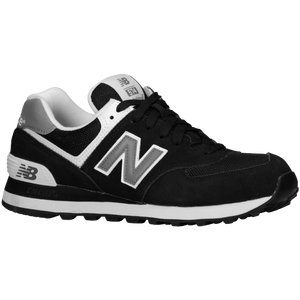 New Balance 574 - Women's - Black