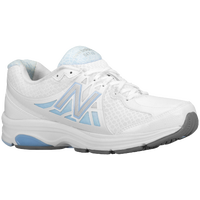 New Balance 847 V2 - Women's - White / Light Blue