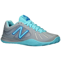 New Balance 60v1 - Women's - Silver / Light Blue