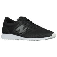 New Balance 420 - Women's - Black / White
