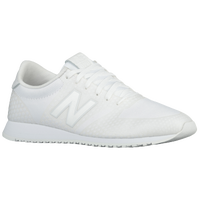 New Balance 420 - Women's - All White / White
