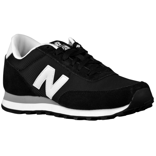 New Balance 501 - Women\u0026#39;s - Black / White