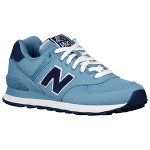 New Balance 574 - Women's - Blue