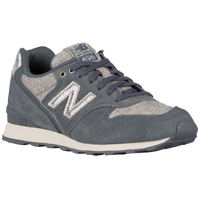 New Balance 696 - Women's - Grey / Silver