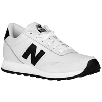 New Balance 501 - Women's - White / Black