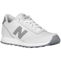 New Balance 501 - Women's - White / Grey