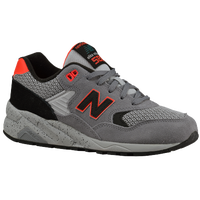 New Balance 580 - Women's - Grey / Orange