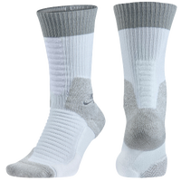 Nike SB Elite SB Skate Crew 2.0 Sock - Men's - White / Grey
