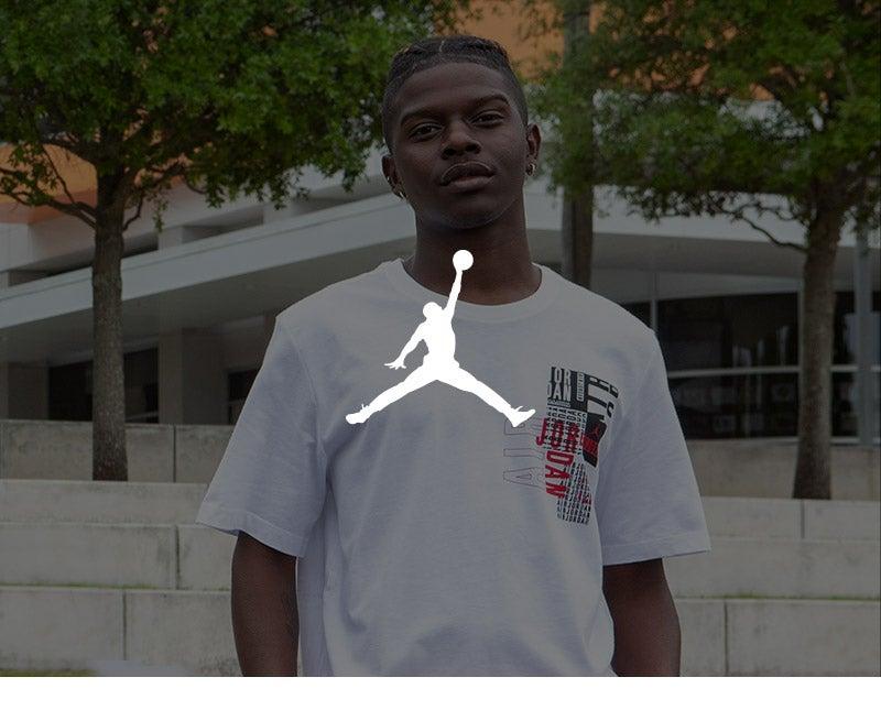 Shop Jordan T-shirts