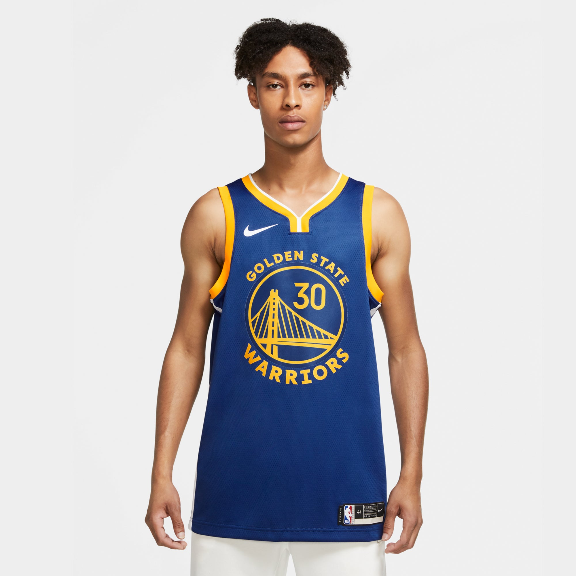 Nike Nba Golden State Curry Swingman Icon Maillot