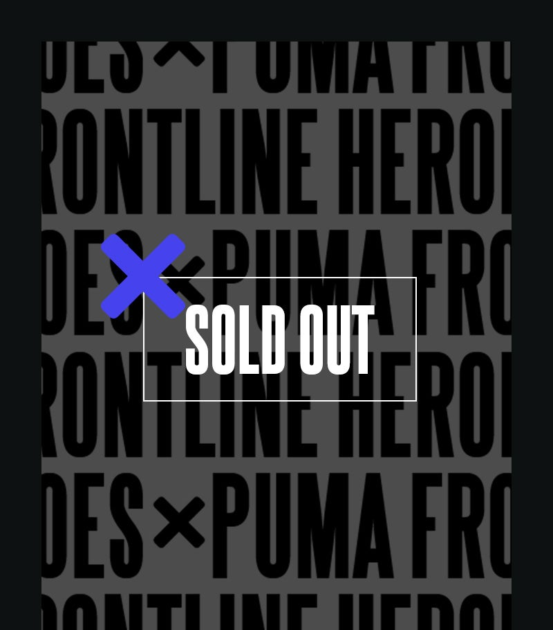 Shop Frontline heroes x PUMA
