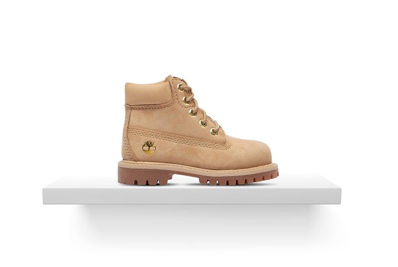 "Shop the Timberland 6"" Premium Waterproof Boots"